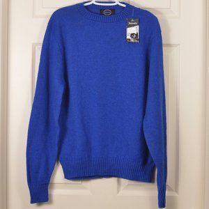 🇺🇸 Vintage Jantzen '80s L NWT Wool Crewneck